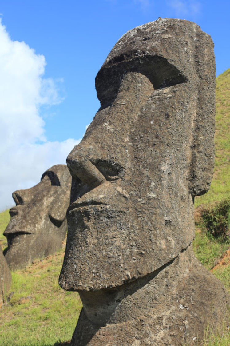 Isola di Pasqua Moai dating